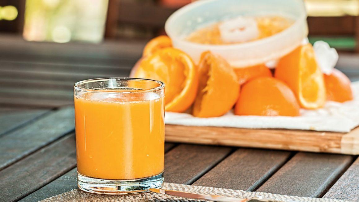 Les jus de fruits dans l'alimentation de l'enfant
